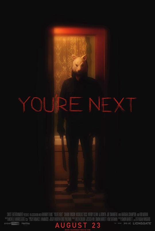 《你是下一个》(You're Next)超清预告