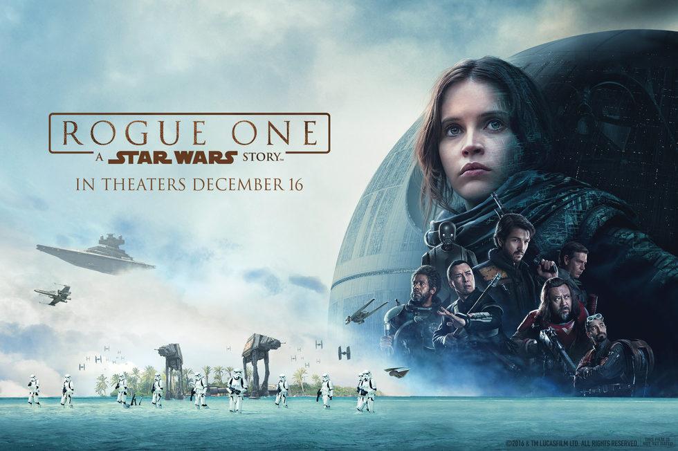 Rogue One: A Star Wars Story/星球大战外传:侠盗一号/侠盗一号/星战外传1/侠盗一号:星球大战外传/星球大战:侠盗一号/罗格一号
