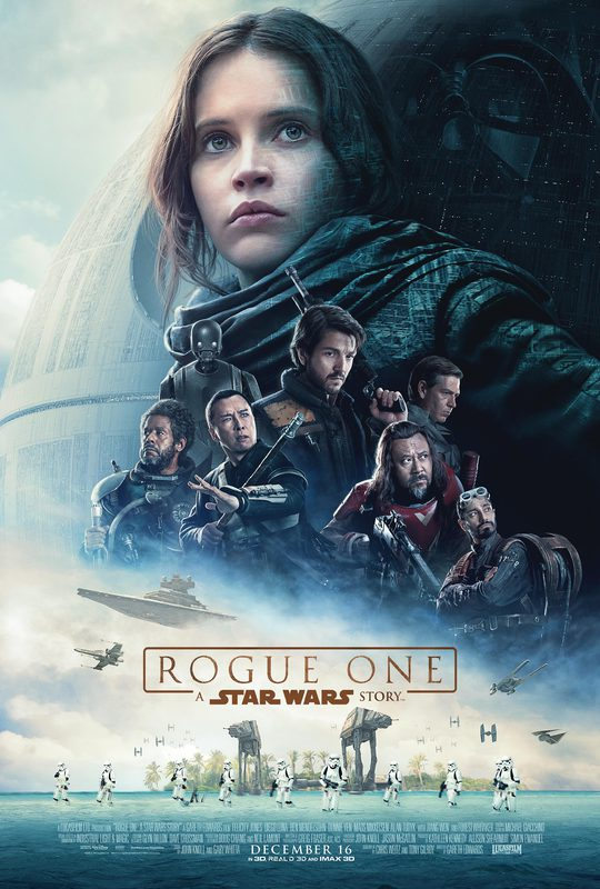 Rogue One: A Star Wars Story - Featurette: Living in Star Wars