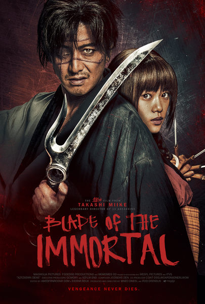 Blade of the Immortal - Clip