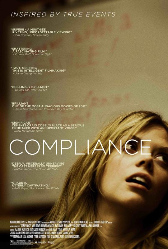 《顺从》(Compliance)高清预告