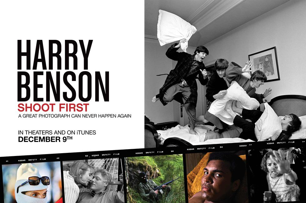 Image result for Harry Benson: Shoot First