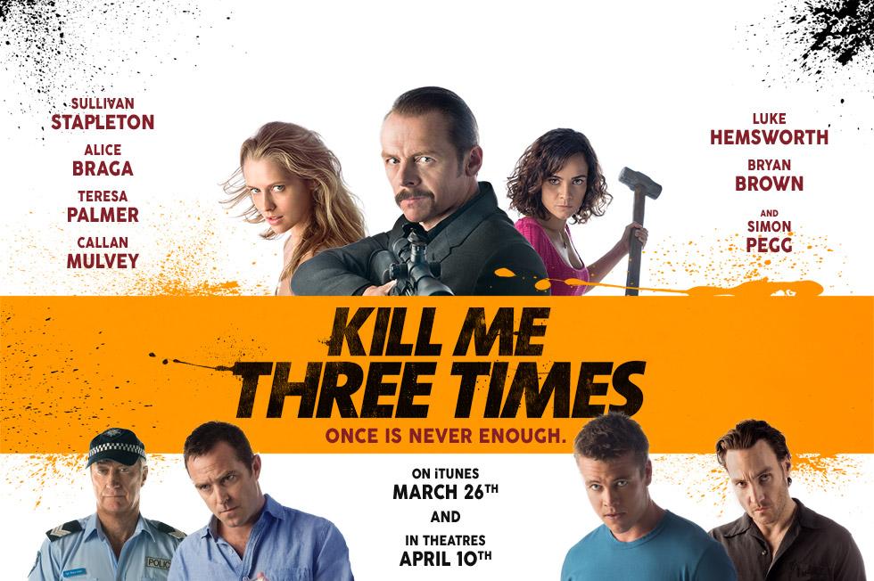 Kill Me Three Times/杀了我三次