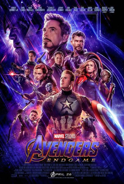 Avengers: Endgame - Trailer 1