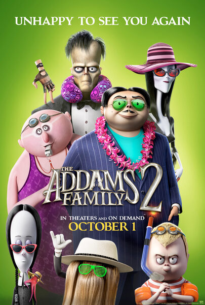 The Addams Family 2 - Movie Trailers - iTunes