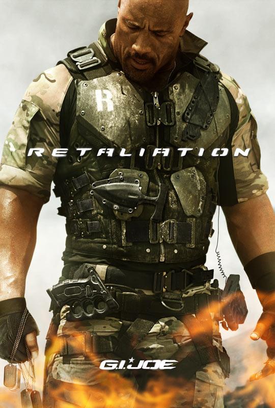 《特种部队2:全面反击》(G.I. Joe: Retaliation)忍者悬崖对决片段