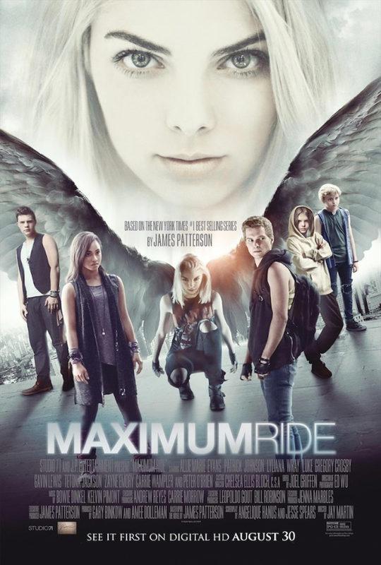 Maximum Ride - Trailer