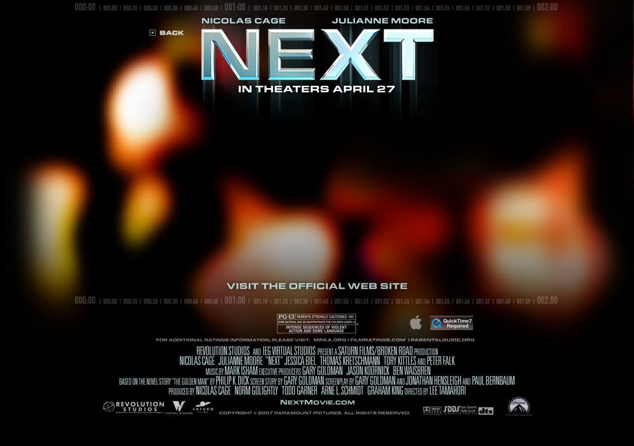 Apple - Trailers - Next
