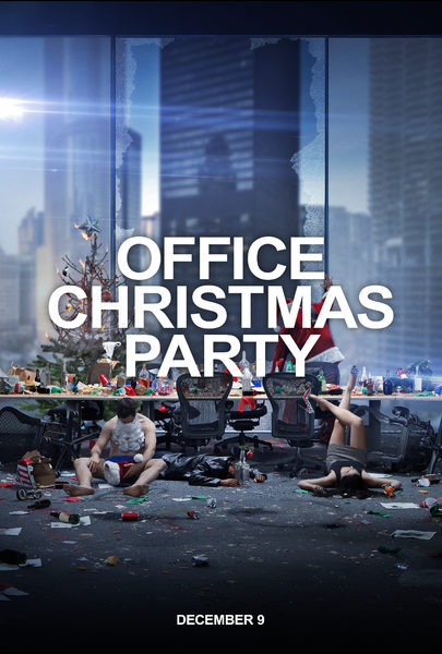 Office Christmas Party - Trailer 3 movie poster
