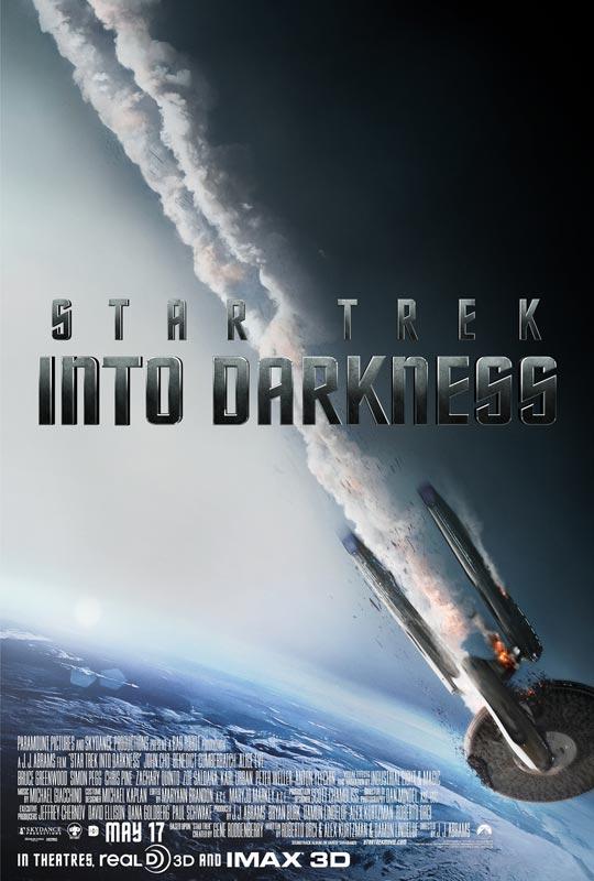 《星际迷航:暗黑无界》(Star Trek Into Darkness)最新片段以及幕后花絮