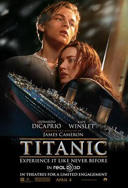 Titanic Film Trailer
