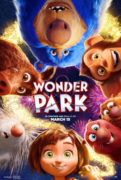 wonder park - photo #20