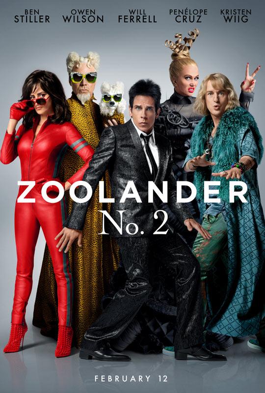 Zoolander 2 - Youth Milk