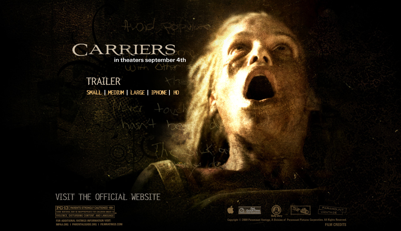 Carriers Movie