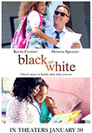 Black or White Movie Poster Now Showing