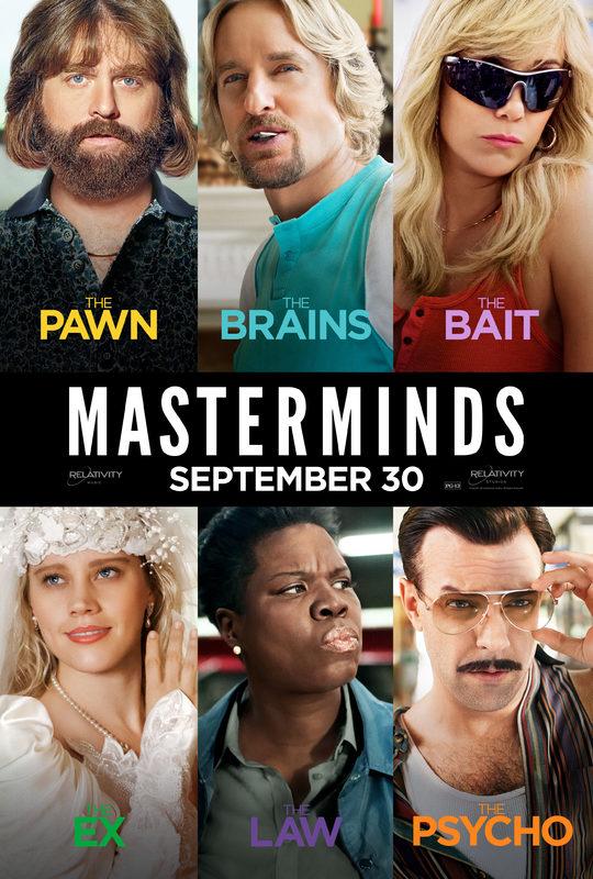 Masterminds - Trailer 3