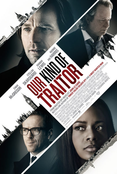 movie review 1 traitor The presence of trainspotting's mcgregor, 28 days later's harris, and the cinematographer of slumdog millionaire and 127 hours, among others, brings to mind danny boyle, which in turn can make our kind of traitor feel like the kind of stodgier british films boyle's rebelled against fed through more modern filmmaking techniques.