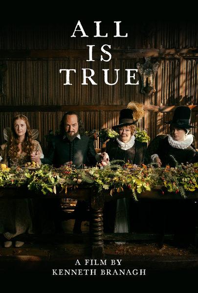 All Is True - Trailer