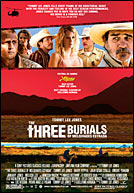 The 3 Burials of Melquiades Estrada Poster