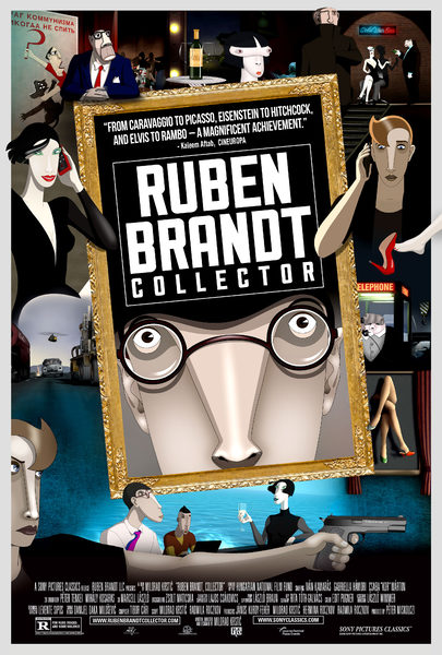 ruben brandt collector movie trailers itunes