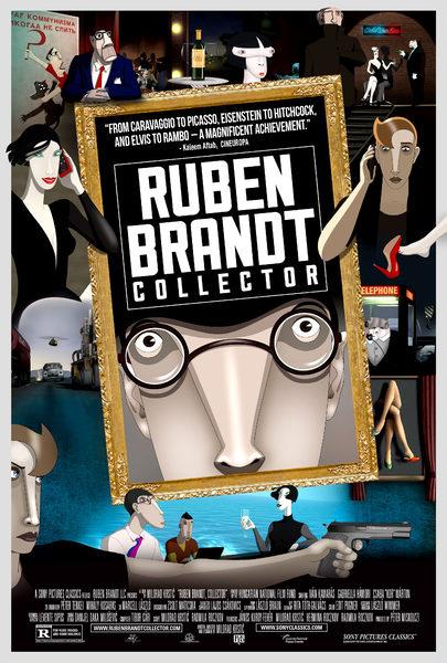 Ruben Brandt Collector Movie Trailers Itunes
