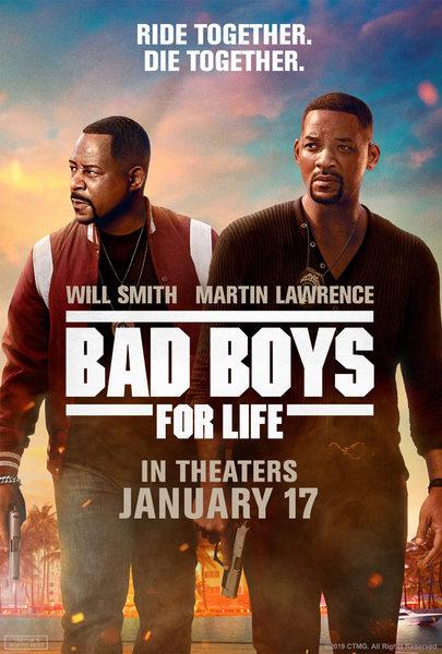 Bad Boys for Life 2020 Dual Audio In Hindi 300MB 480p Hd