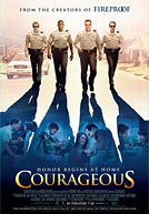 Courageous Poster