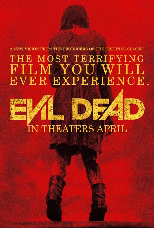 《鬼玩人》(Evil Dead)预告