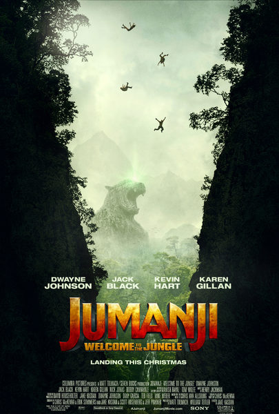 Jumanji: Welcome To The Jungle - Trailer 2