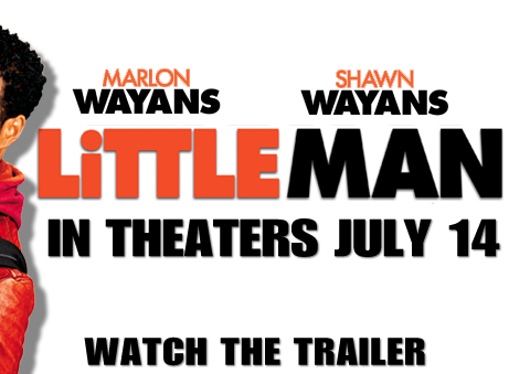 Little Man Title