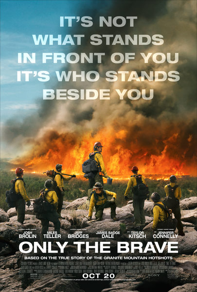 Only The Brave - Trailer