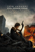 Resident Evil: The Final Chapter - Vignette: Alice Returns