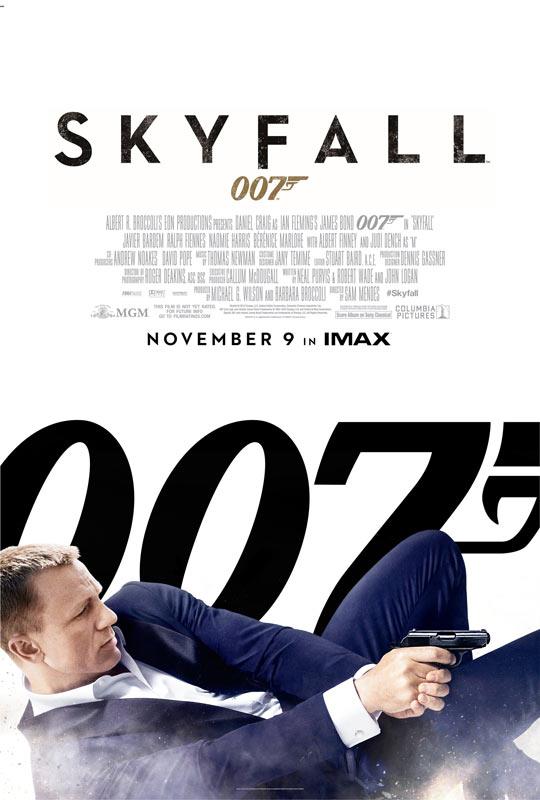 《007:大破天幕危机/天幕坠落》(Skyfall)3片段曝光