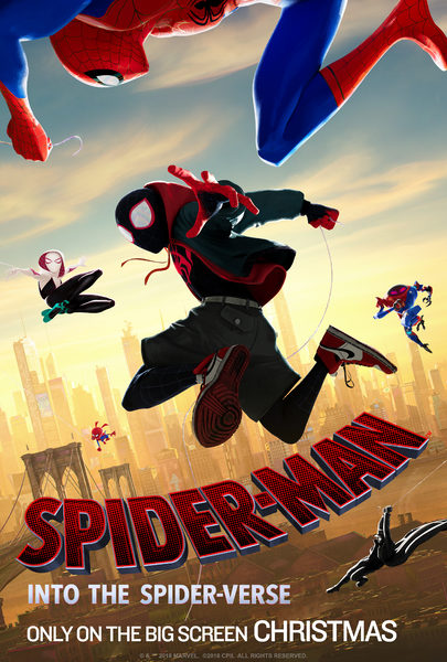 SpiderMan: Into The SpiderVerse  Movie Trailers  iTunes