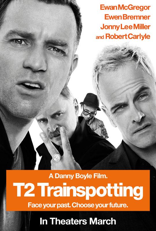T2: Trainspotting - Teaser