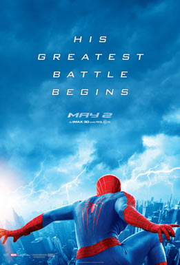 The Amazing Spider-Man 2 - Electro vs Spiderman
