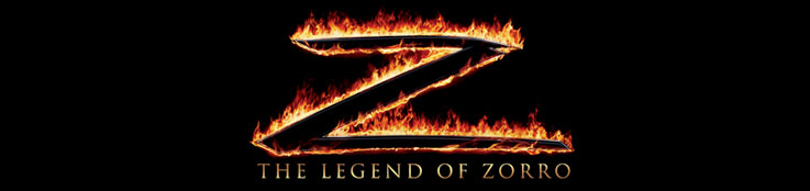 Zorro Z Gif The legend...