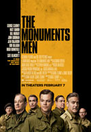 Movie poster to 'The Monuments Men'