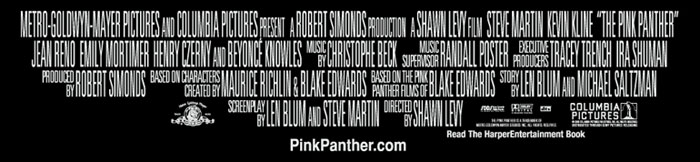 Apple - Trailers - THE PINK PANTHER - Medium
