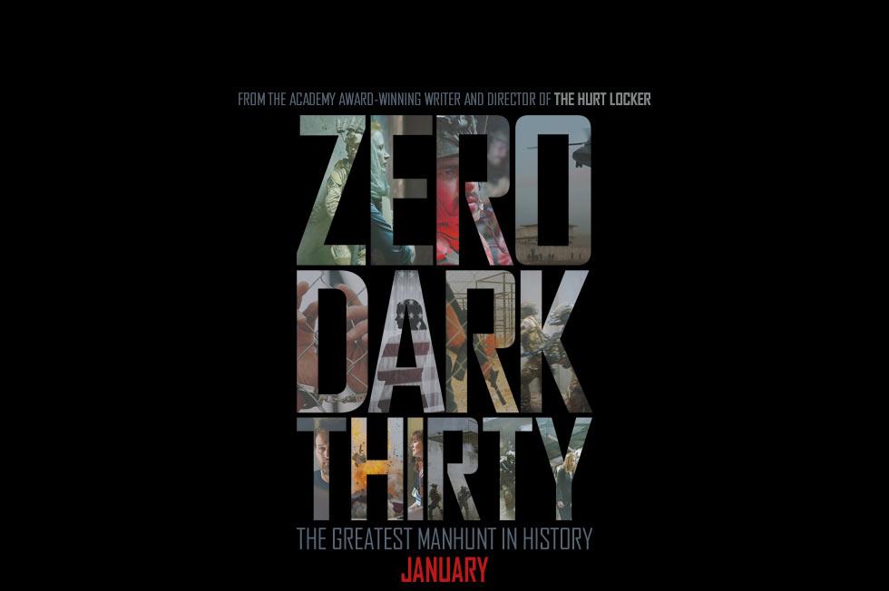 《刺杀本拉登》(Zero Dark Thirty)全长预告 拆弹拍档还原紧张追捕