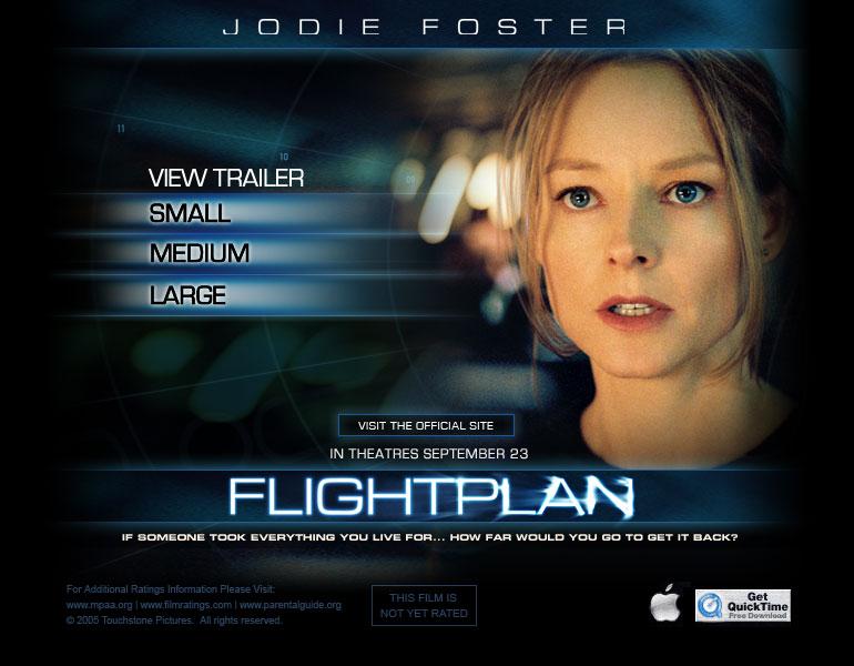 Flightplan Trailer