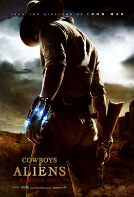 cowboysaliens poster