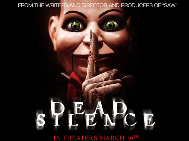 apple trailers dead silence