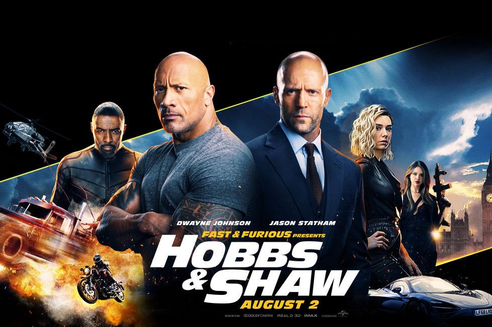 Fast & Furious Presents: Hobbs & Shaw/速度与激情:特别行动 / Hobbs and Shaw / The Fast and the Furious Spinoff / 狂野时速:双雄联盟(港) / 玩命关头:特别行动(台) / 速度与基情(豆友译名) / 速度与激情外传 / 速度与激情衍生片 / 霍布斯与肖