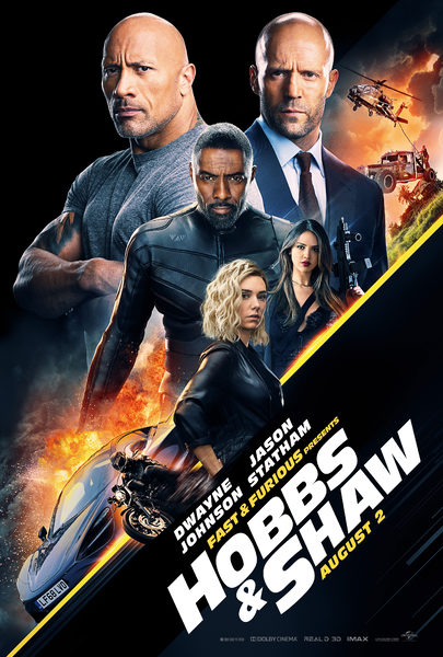 Fast & Furious Presents: Hobbs & Shaw - Trailer 2