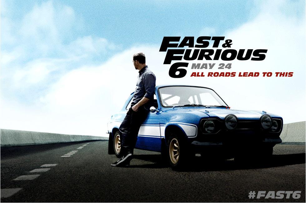 《速度与激情6》(Fast & Furious 6)3分钟超长中文预告 坦克上阵狂飙升级