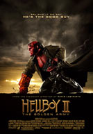 Hellboy 2: the Golden Army Poster