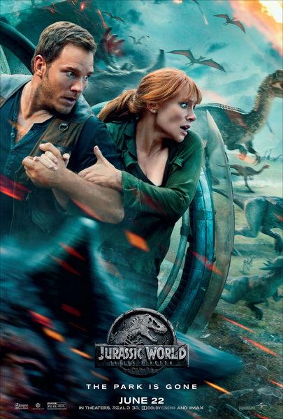 Jurassic World: Fallen Kingdom - Trailer 3