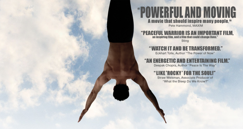 essay on way of the peaceful warrior