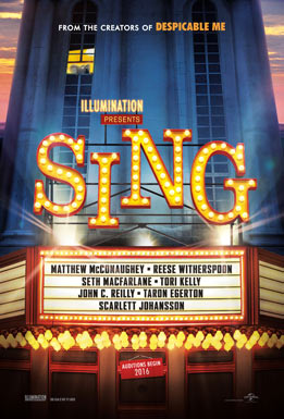 Sing - Movie Trailers - iTunes